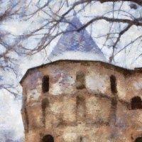 На страже прошлого.... :: Tatiana Markova