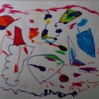 Рисунок ребенка 3-х лет :: Svetlana Lyaxovich