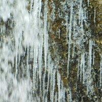 Снежный водопад :: Ярослав Мунин