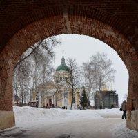 Зарайский кремль. :: Oleg4618 Шутченко