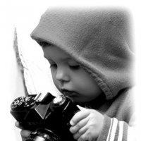 С детства люблю фотографировать :: Мила
