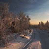 И опять дорога... :: Александр Попов