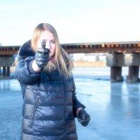 Стой, стрелять буду! :: Сергей Казаченко