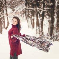 Дуновение зимы :: Алеся Пушнякова