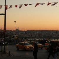 Вечерний Стамбул (повседневная жизнь Стамбула) :: Юлия Фотолюбитель