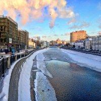 Зимняя Москва :: Константин Поляков