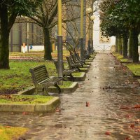 В Италии идут дожди :: Николай Танаев
