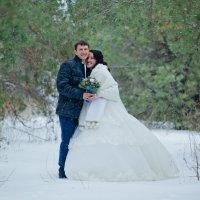 Зима для свадьбы не помеха! :: Максим Ванеев
