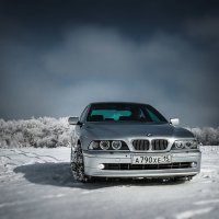 BMW E39 :: Батик Табуев