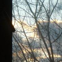 Небесные вариации ...на закате 1 :: Татьяна Юрасова