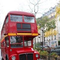 Лондон на улицах Парижа! :: Фотограф в Париже, Франции Наталья Ильина