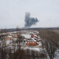 Донецк.14.02.2017. 10.00 :: Руслан Веселов