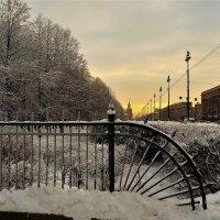 Где-то в Санкт-Петербурге... :: Sergey Gordoff