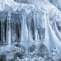 ледяная  колонада :: Александр Есликов