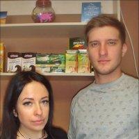 Даша и Дима :: Нина Корешкова