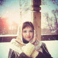 Русская красавица Натали, т.е. я))) :: Фотохудожник Наталья Смирнова