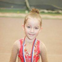 Первая медаль :: Kate Knyazeva