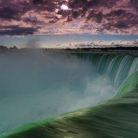 niagara falls . Ниагарский водопад , Канада :: Naum