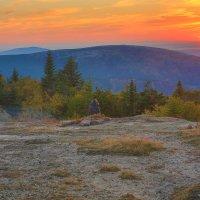 Акадия национальный парк . съёмка сделана на знаменитой горе Кадилак :: Naum