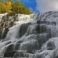 водопад Итака штат Нью  Йорк :: Naum