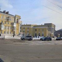 Панорама города Барнаул :: Сергей Черепанов