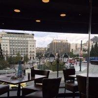 Вид  из  кафе . :: Виталий Селиванов