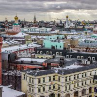 Моя Москва :: Elena Ignatova