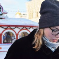 Незнакомка и просто красавица! :: Татьяна Помогалова