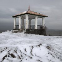 Про пристанища скитальца-февраля. :: Анатолий Щербак