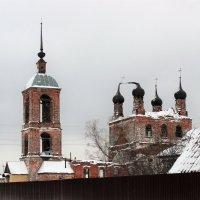 Сельская церковь. :: Ираида Мишурко