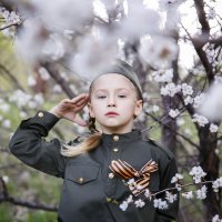 Правнуки войны... :: Ксения Захарова
