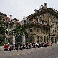 Прогулки по Берну :: Алёна Савина
