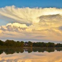 утренние облака... :: юрий иванов