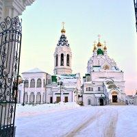 Троицкие ворота :: Natalia Alekseeva