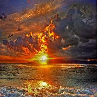 ... А небеса полны угрозы.. :: viton