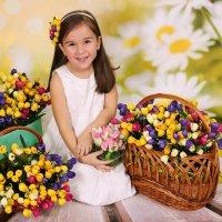 мамочке на 8 марта :: Екатерина Гриб