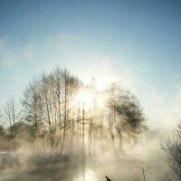 Туман на реке :: Елизавета Стар