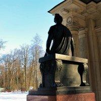 В беседке Росси... :: Sergey Gordoff