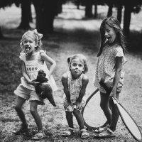 Три сестры :: Roman Mordashev