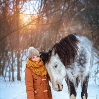 Зима :: Елена Деева