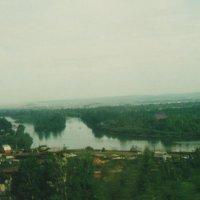Река Иркут :: Виктор Мухин