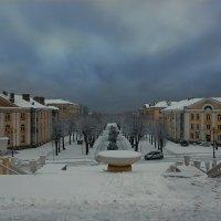 Зима в городе N :: Alex