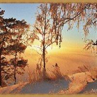 Акварели  зимы :: Лидия (naum.lidiya)