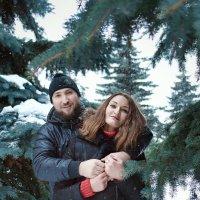 Love story. :: Сергей Гутерман