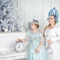 Хозяйки Зимы... :: Мария Дергунова