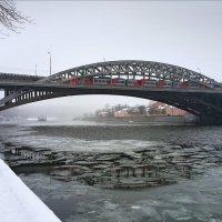Новоандреевский мост :: Длинный Кот