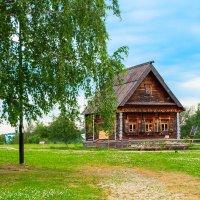 Домик в деревне :: Игорь Дутов