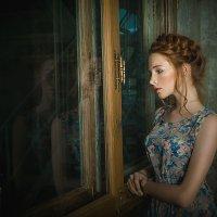 Девушка у окна ) :: Ekaterina Sharkova