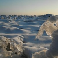 Снежные фигуры :: Виктор