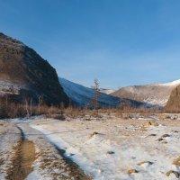 Дорога в Сарминское ущелье :: Анатолий Иргл